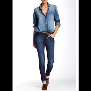 NWT Hudson High Rise Lynne Super Skinny Jean